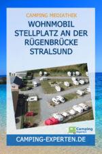 Wohnmobil Stellplatz An der Rügenbrücke Stralsund