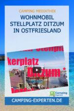 Wohnmobil Stellplatz Ditzum in Ostfriesland