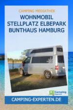Wohnmobil Stellplatz ELBEPARK BUNTHAUS Hamburg
