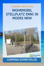 Wohnmobil Stellplatz ENNI in Moers NRW