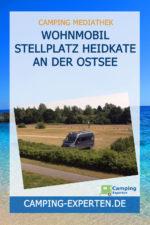 Wohnmobil Stellplatz HEIDKATE an der Ostsee