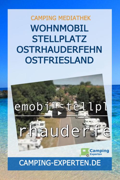 Wohnmobil Stellplatz Ostrhauderfehn Ostfriesland