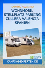 Wohnmobil Stellplatz Parking Cullera Valencia Spanien
