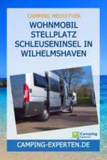Wohnmobil Stellplatz Schleuseninsel in Wilhelmshaven