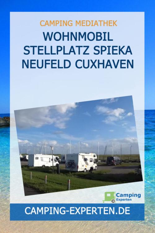 Wohnmobil Stellplatz Spieka Neufeld Cuxhaven