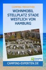Wohnmobil Stellplatz Stade westlich von Hamburg