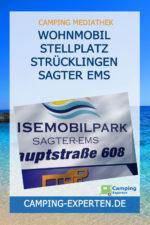 Wohnmobil Stellplatz Strücklingen Sagter Ems