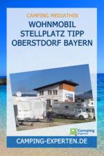 Wohnmobil Stellplatz Tipp Oberstdorf Bayern