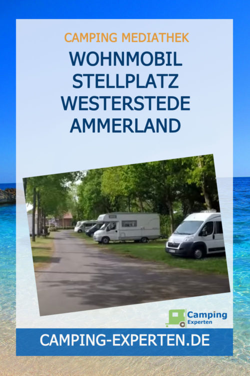 Wohnmobil Stellplatz Westerstede Ammerland