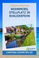 Wohnmobil Stellplatz in Rhauderfehn