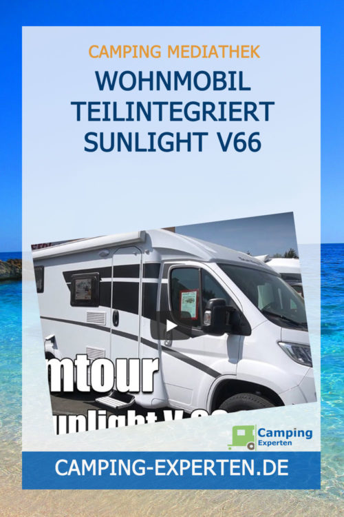Wohnmobil Teilintegriert Sunlight V66