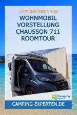 Wohnmobil Vorstellung Chausson 711 Roomtour
