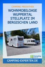 WohnmobilOase Wuppertal Stellplatz im Bergischen Land