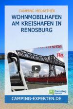 Wohnmobilhafen Am Kreishafen in Rendsburg