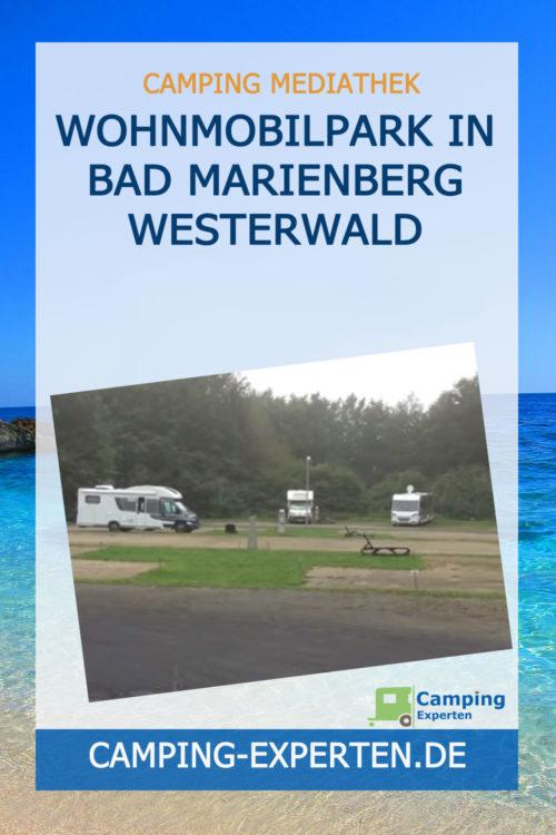 Wohnmobilpark in Bad Marienberg Westerwald
