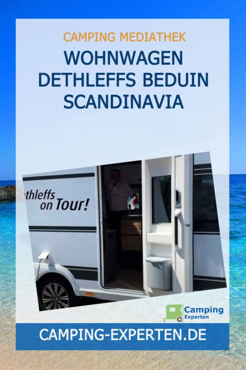 Wohnwagen Dethleffs Beduin Scandinavia