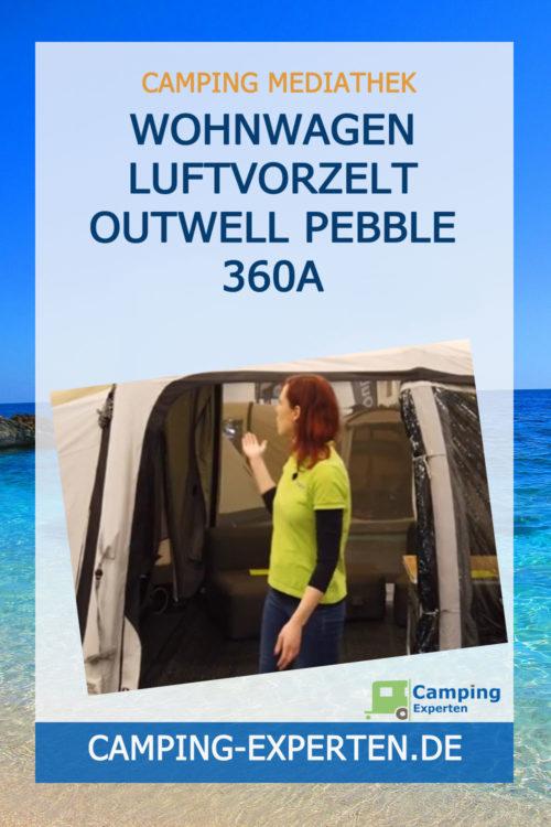Wohnwagen Luftvorzelt Outwell Pebble 360A