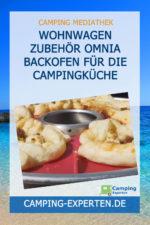 Wohnwagen Zubehör Omnia Backofen für die Campingküche