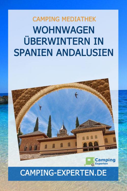 Wohnwagen überwintern in Spanien Andalusien