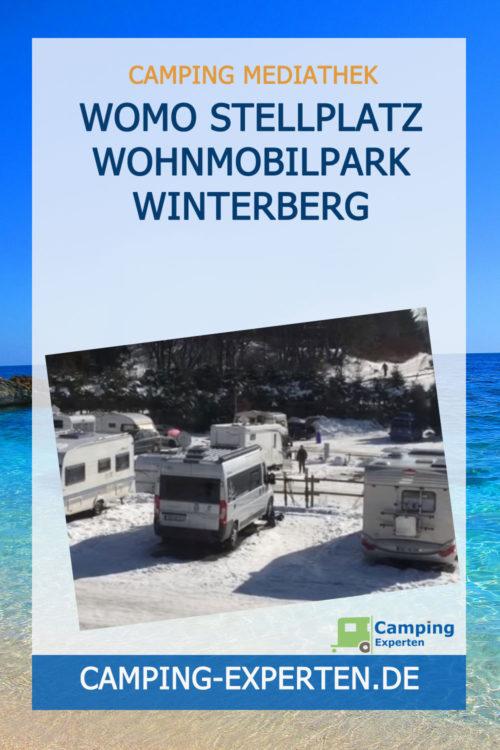 Womo Stellplatz Wohnmobilpark Winterberg